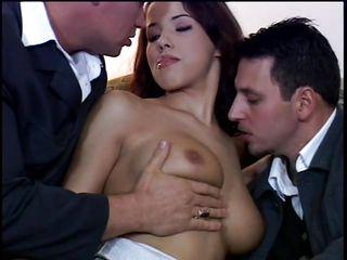 Порно муж трахает толстую жену